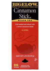 Bigelow Cinnamon Stick Black Tea