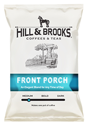 Hill & Brooks Coffees & Teas Front Porch