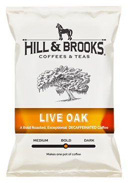 Hill & Brooks Coffees & Teas Live Oak