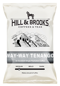Hill & Brooks Coffees & Teas Way Way Tenango